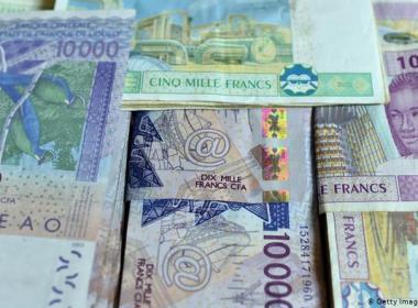 CFA- Franc notes