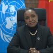 Amakobe Sande as United Nations Resident Coordinator in Eritrea