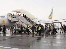 Bad Weather Forces Temporary Closure of Ethiopia Bole International Airport (News Central TV)