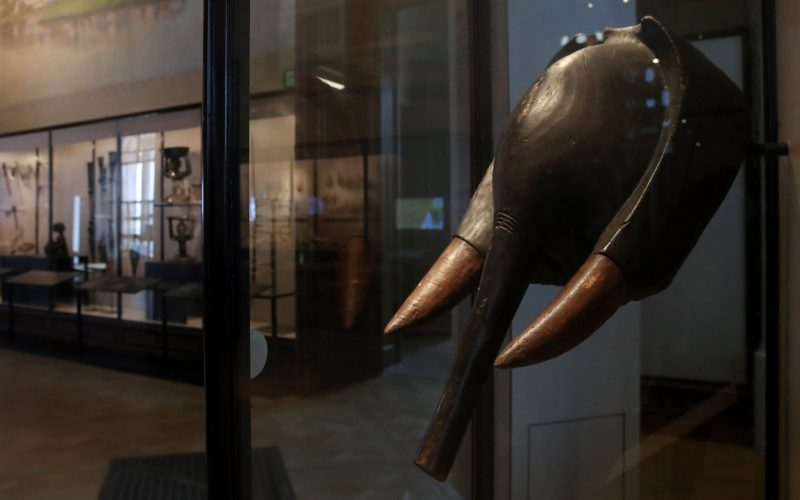 Belgium Resumes Return of Looted Congolese Artefacts