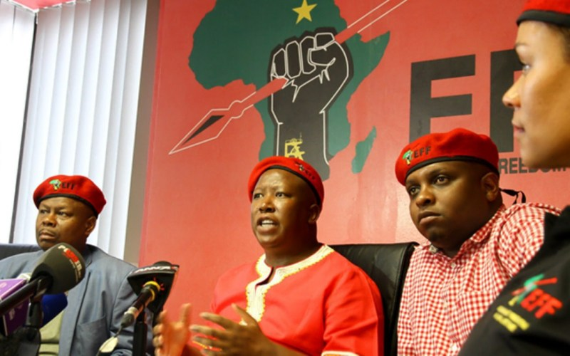EFF-Rejects-Reinstatement-of-Afrikaans-at-UNISA-News-Central-TV