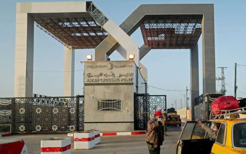 Egypt to Shut Rafah crossing Until Further Notice (News Central TV)