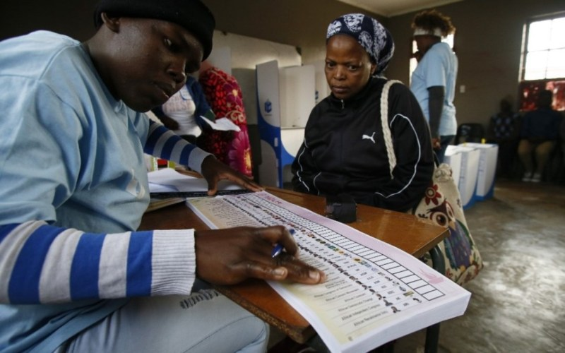 Electoral Commission of South Africa (News Central TV)