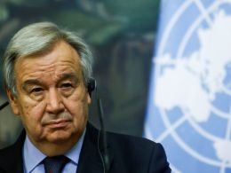 António Guterres GCC GCL was recently elected as the ninth secretary-general of the United Nations.