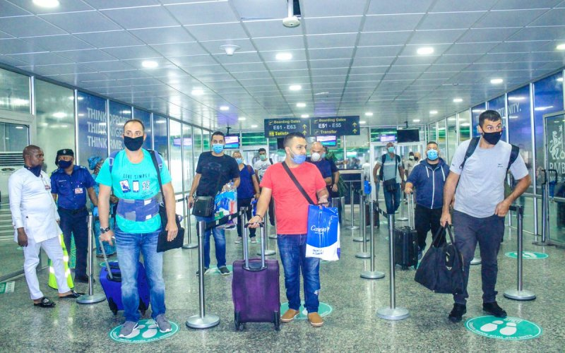 International Airlines Divert Lagos Flights to Abuja