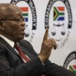South Africa's Zuma told to Suggest Own Sentence in Contempt Case