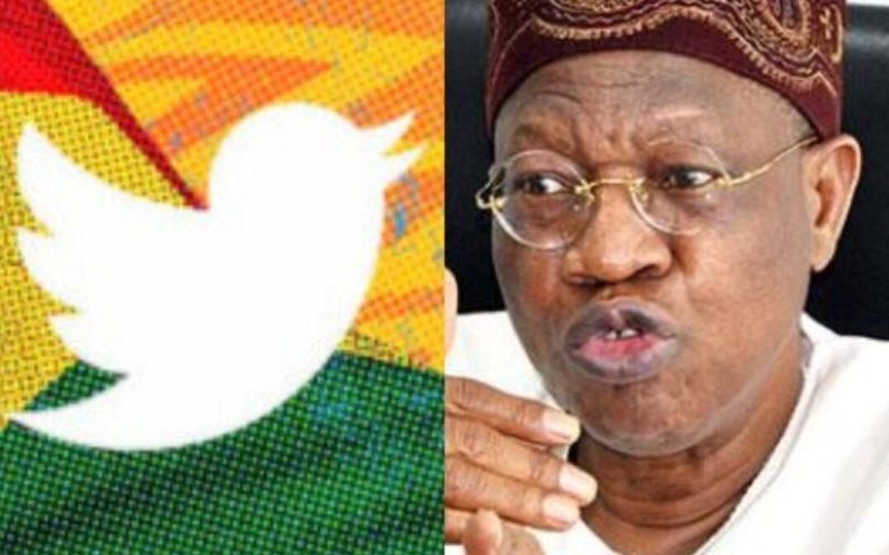 FG blames Nigerians, Media for Twitter's Choice of Ghana for Africa Office