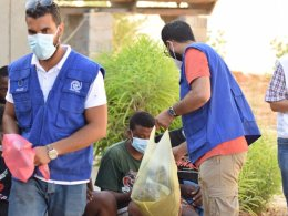 Libya to Release Detained Tunisians Migrants . (News Central TV)