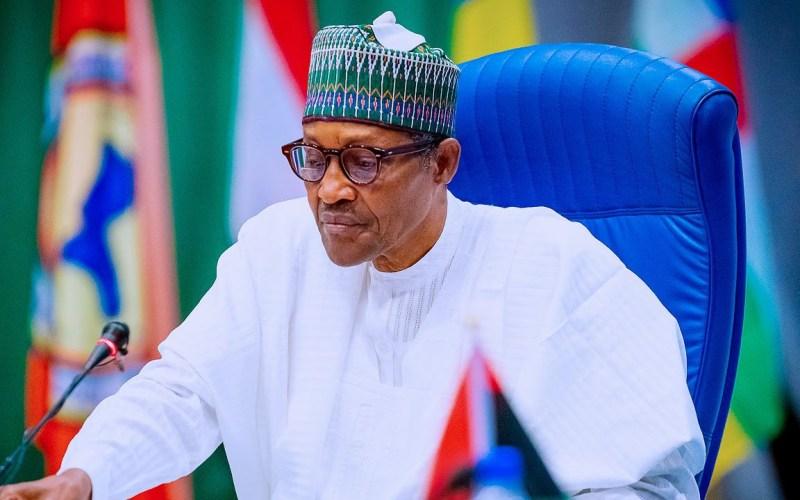 President Buhari Commissions the 156km Lagos—Ibadan Standard Gauge Railway Line in Lagos.