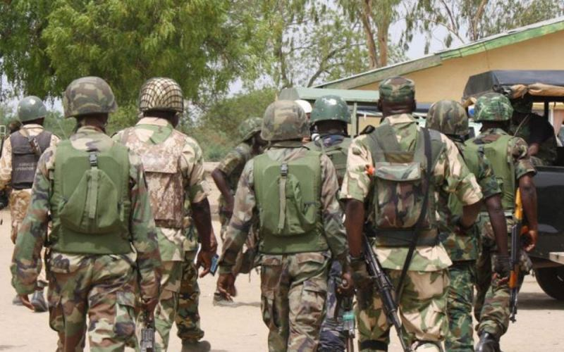 Nigerien Troops Rescue Nigerian Soldiers ( News Central TV)