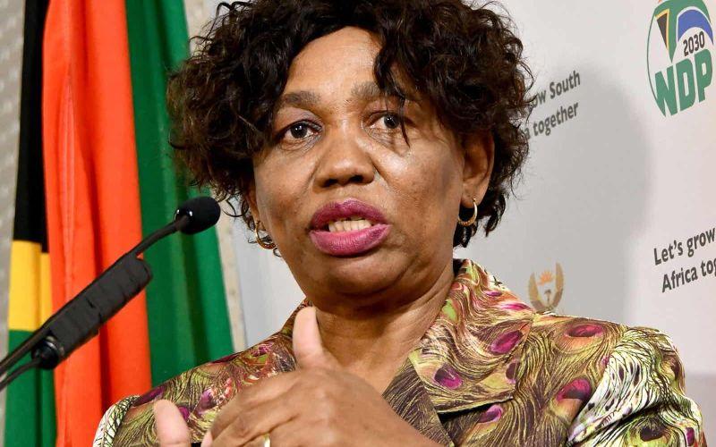 President Appoints Minister Angie Motshekga as Acting President