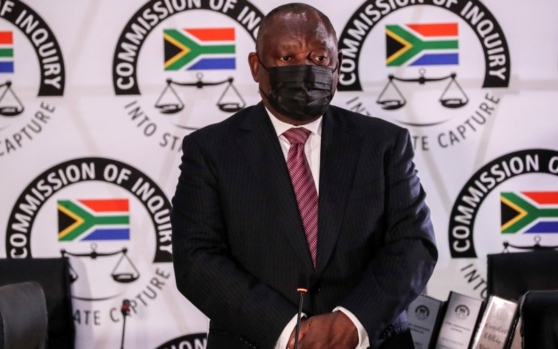 President Ramaphosa to Appear Before Judge Zondo (News Central TV)