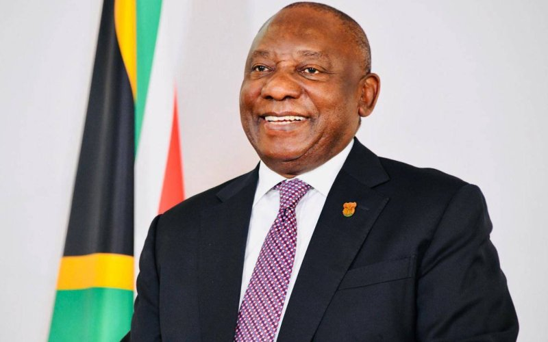 Ramaphosa Accuses Developed Nations Of 'Immoral' Vaccine Hoarding (News Central TV)