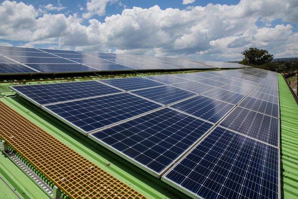 Solarise Africa, Trine Sign $5.9million Infrastructure Framework (News Central TV)