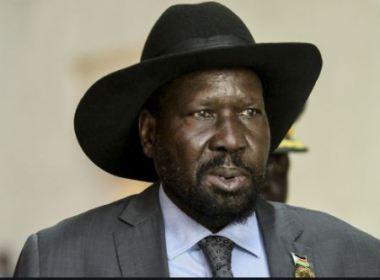 South Sudan President Salva Kiir