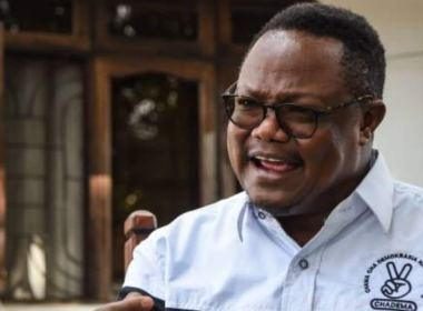 In 2017, Tundu Lissu, 52, was flown to Kenya from Tanzania after being shot 16 times in an assassination attempt by unknown gunmen at his home in the capital Dodoma.