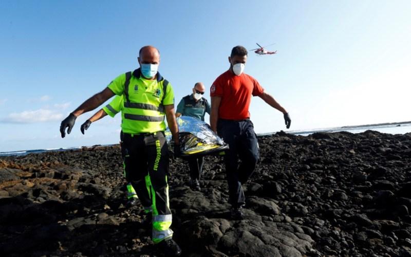 Twenty Perish on Migrant Boat to Canary Islands (News Central TV)