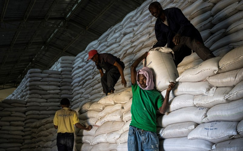 USAID Accuse Tigrayan Forces of Looting Aid Warehouses (News Central TV)