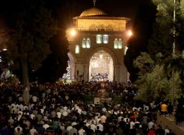 Jerusalem: The Politics Behind the Latest Explosion of Violence in the Holy City