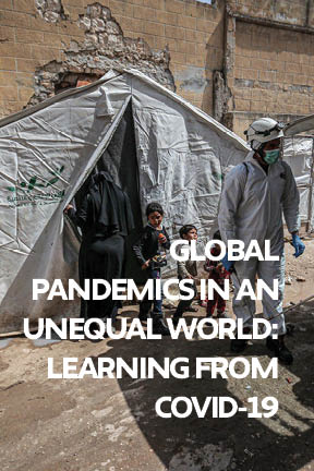 Global Pandemics in an Unequal World: Learning from COVID-19