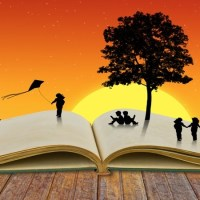 'Literature imparts soothing touch to life'