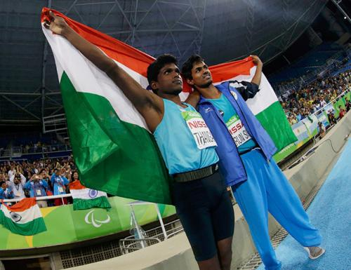 Gold And Bronze For India At Rio Paralympics