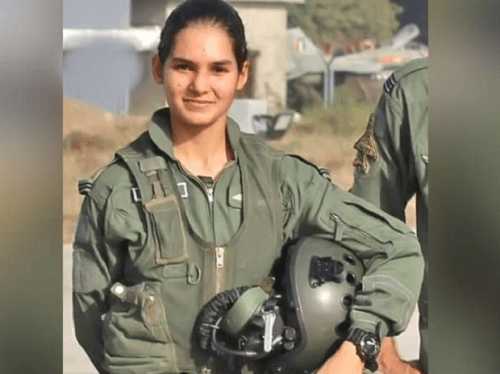 Avani Chaturvedi: India's first-ever Indian woman to fly MiG-21 solo