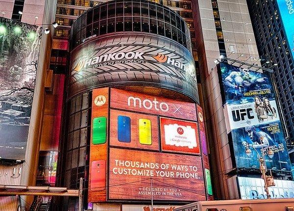 Moto X banner