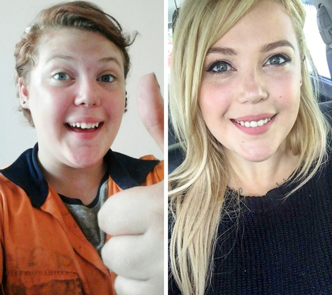 25 People Who Didn't Realize They Were So Attractive Until They Worked on Themselves