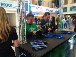 mavs_ford_giveaway_experience
