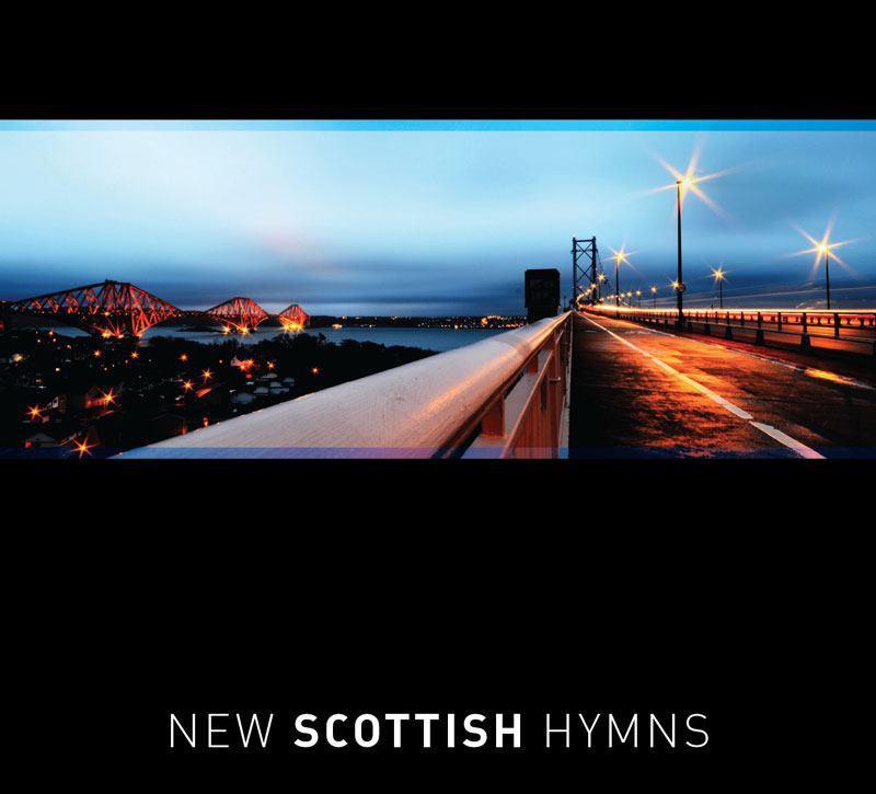 New Scottish Hymns album cover