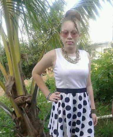 MISSING: Shindlar Cuffy, 16, missing since November 26.