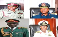 Buhari sacks Service Chiefs, names replacements