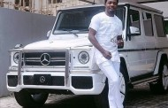 Comedian AY buys brand new G-Wagon as birthday gift to himself