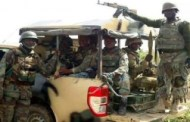 Boko Haram fighter, Saad Karami 'surrenders' to Nigerian troops
