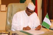 President Buhari signs COVID-19 regulations 2020
