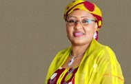Aisha Buhari breaks silence on abductions of school girls, women