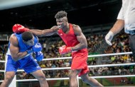 #Rio Olympics: Nigerian boxer, Efe Ajagba, loses quarterfinal bout