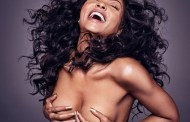 Actress Taraji Henson a.k.a Cookie Lyon, poses completely naked on the cover of Entertainment Weekly