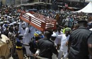Markets, shops shut as Lagos chief imam is buried