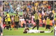 FA CUP: Watford stuns Wolves in dramatic comeback