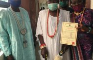 PHOTOS: Sikiru Ayinde Barrister's closest friend becomes Oba in Lagos
