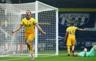 Late Kane winner sends Spurs to top first time in six years