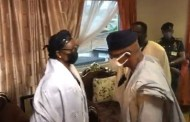 Governor Abiodun pays condolence visit to Jubril Martins Kuye's family