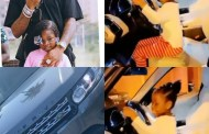 Davido buys Range Rover for first daughter Imade
