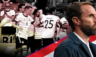 England to play Germany in last-16 at Euro 2020