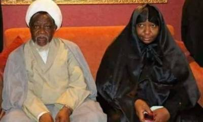 Judgment Day for El-Zakzaky, wife today, detained since 2015