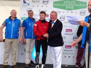 GP14 Leinster Champion Ger Owens