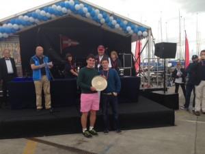 VDLR 2015 Race 1 Winner
