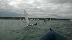 Oisin start 2015 Nationals